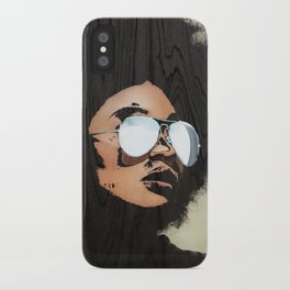 Venus Afro 02 iPhone Case