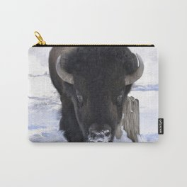 Buffalo Stare Carry-All Pouch