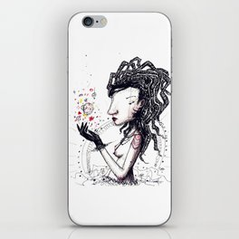Sometimes, we are made of stars iPhone Skin