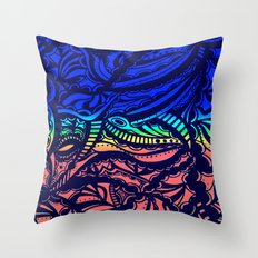 Color Lover  Throw Pillow