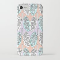 lungs iPhone & iPod Cases featuring Lungs by Charlotte Goodman