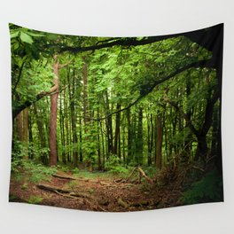 Glade of my Dreams  Wall Tapestry