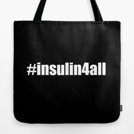 #insulin4all Tote Bag