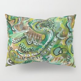 Acrylic Painting - Abstract 6 Pillow Sham