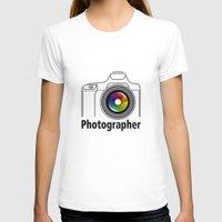 community T-shirts featuring Photographer Community by Jatmika jati