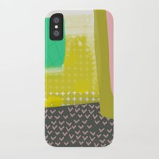 Promises Promises Slim Case iPhone X