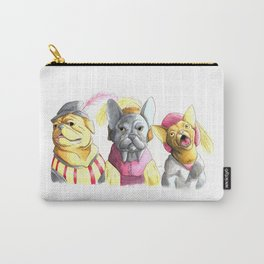 Alert The Family Carry-All Pouch