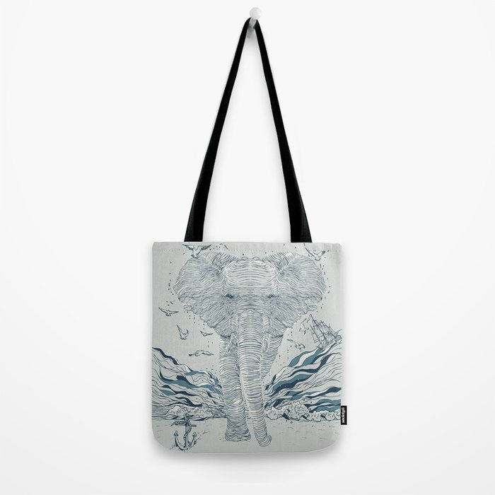 THE OCEAN SPIRIT Tote Bag