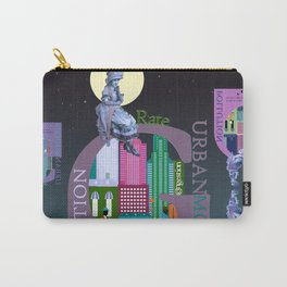 Live in the city 10 Carry-All Pouch