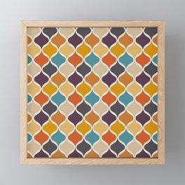 Moroccan Fall 3 Framed Mini Art Print