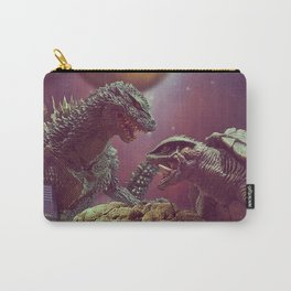 Godzilla VS Gamora  Carry-All Pouch