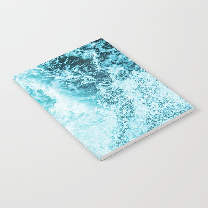 Perfect Sea Waves Notebook