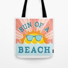 Sun of A Beach Tote Bag