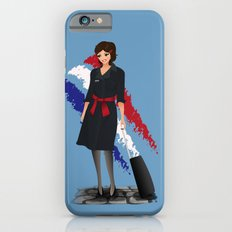 Come fly with me, let's fly, let's fly away - France iPhone 6s Slim Case