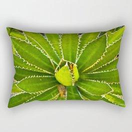 Dizzy Spikes Rectangular Pillow