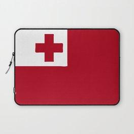 Tonga flag emblem Laptop Sleeve