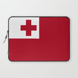 Tonga flag emblem Laptop Sleeve