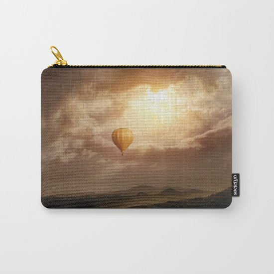 Hope, from the Sun II Carry-All Pouch