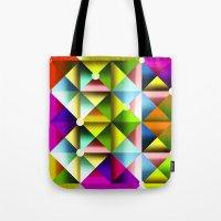 metallic Tote Bags featuring Metallic by dogooder