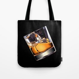 Whisky on the Rocks Tote Bag