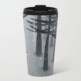 The Fox and the Forest Travel Mug