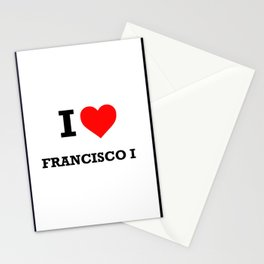 FRANCISCO I Stationery Cards