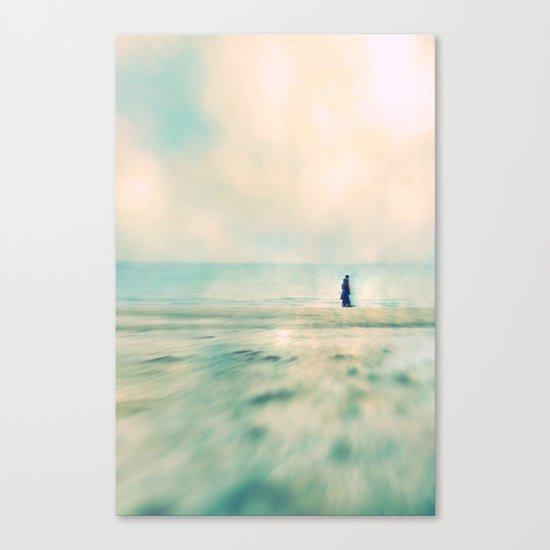 walk II Canvas Print