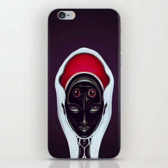 Au contraire iPhone & iPod Skin