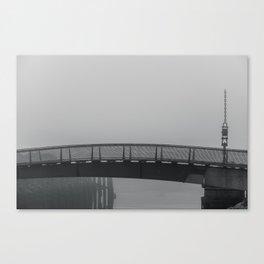 Block and Tackle Canvas Print