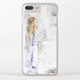 Simple Light Clear iPhone Case