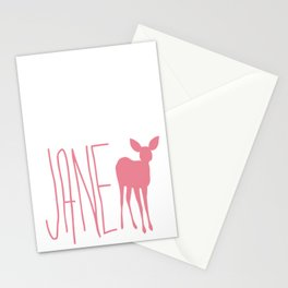 Life is Strange JANE Doe Stationery Cards