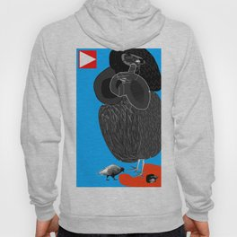 Ruthless Pigeon  Hoody