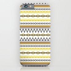 Tribal Gold iPhone 6s Slim Case