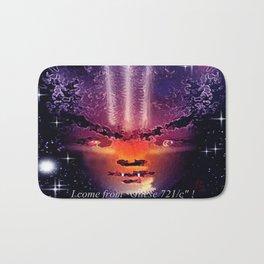 Alienator. Bath Mat