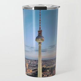 Berlin TV Tower Travel Mug