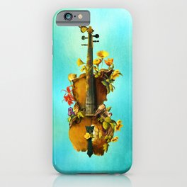 Undying Symphony iPhone Case