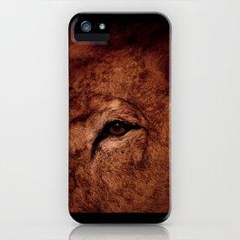 Safari de salon iPhone Case