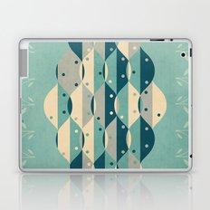 50's floral pattern IV Laptop & iPad Skin