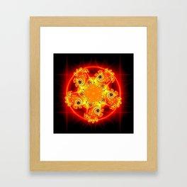 PortalJulia Framed Art Print