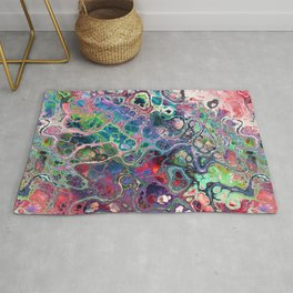 Marble- Beauty in Nature Rug