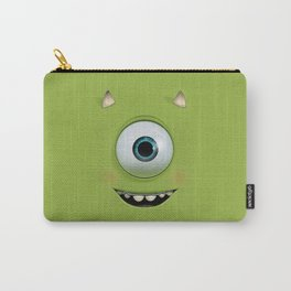 Monster Inc Mike Wazowski Carry-All Pouch