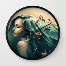 Troubles Wall Clock