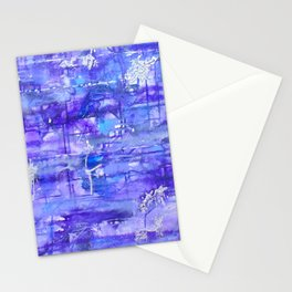Into the Twilight Dimenision Stationery Cards