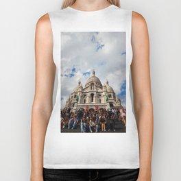 Sacre Coeur Paris Biker Tank