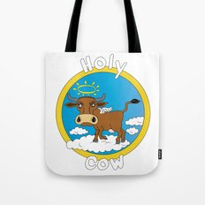Holy Cow - What you say when surprised Tote Bag