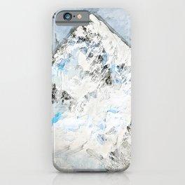 Mount Everest, Nepal Asia iPhone Case