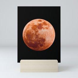 Spooky Moon Mini Art Print
