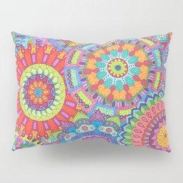 Mandala Explosion Pillow Sham