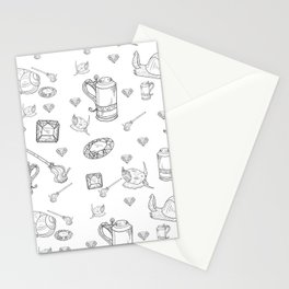 Gems and Junk Stationery Cards
