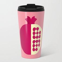 Fruit: Pomegranate Travel Mug
